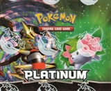Pokemon Platinum Theme Deck Box