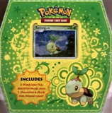 2009 Pokemon Trio Turtwig Tin (3 Booster Packs + 1 Promo Card)