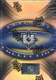 2008/09 Upper Deck Ultimate Collection Hockey Hobby Box