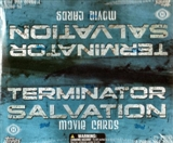 Terminator Salvation Hobby Box (Topps 2009)