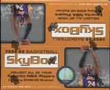 2008/09 Upper Deck Skybox Basketball 24-Pack Box