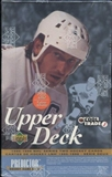 1995/96 Upper Deck Series 2 Hockey Value Added Box
