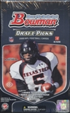 2009 Bowman Draft Picks Football Hobby Box