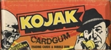 Kojak Wax Box (c.1970s Holland)