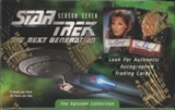Star Trek: The Next Generation Season 7 Hobby Box (1999 Skybox)