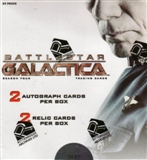 Battlestar Galactica Season 4 Trading Cards Box (Rittenhouse 2009)