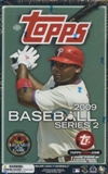 2009 Topps Series 2 Baseball Hobby Box