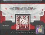 2009 Donruss Elite Football Hobby Box