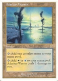 Magic the Gathering 7th Edition Single Adarkar Wastes - NEAR MINT (NM)