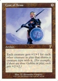 Magic the Gathering 7th Edition Single Coat of Arms - NEAR MINT (NM)