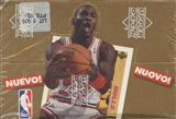 1992 Upper Deck Italian Basketball Hobby Box