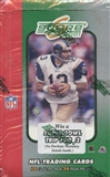 2001 Score Football 36 Pack Box