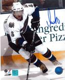 Alexander Ovechkin Autographed Washington Capitals 8x10 Photograph (Hockey Ink & Ovechkin Holo)
