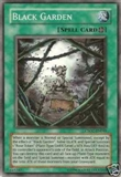 Yu-Gi-Oh Crossroads of Chaos Single Black Garden Super Rare