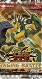 Konami Yu-Gi-Oh Raging Battle Booster Pack