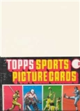 1981 Topps Baseball Rack Box