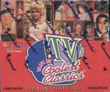 TV's Coolest Classics Hobby Box (1998 Inkworks)