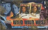 Wild Wild West Hobby Box (1999 Skybox)