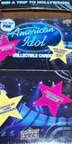 American Idol 36-Pack Box (2009 Upper Deck)