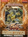 Konami Yu-Gi-Oh Raging Battle Special Edition Pack