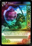 WoW Fields of Honor Single Pinata Unscratched Loot Card