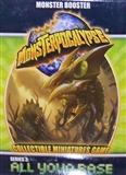 Monsterpocalypse Series 3 All Your Base Monster Booster Pack (Privateer Press)