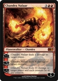 Magic the Gathering 2010 Single Chandra Nalaar UNPLAYED (NM/MT)
