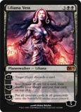 Magic the Gathering 2010 Single Liliana Vess LIGHT PLAY (NM)