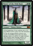 Magic the Gathering 2010 Single Master of the Wild Hunt UNPLAYED (NM/MT)