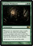 Magic the Gathering 2010 Single Lurking Predators UNPLAYED (NM/MT)