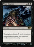Magic the Gathering 2010 Single Mind Shatter - NEAR MINT (NM)