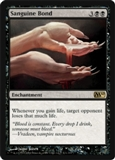 Magic the Gathering 2010 Single Sanguine Bond UNPLAYED (NM/MT)