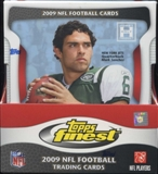 2009 Topps Finest Football Hobby Box