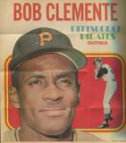 1970 Topps Baseball Poster Inserts Complete Set (EX)