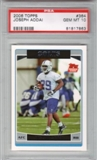 2006 Topps Football #364 Joseph Addai RC PSA 10 Gem Mint