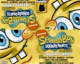 SpongeBob SquarePants Series 2 Hobby Box (2009 Topps)