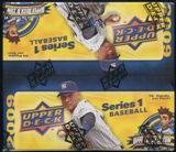 2009 Upper Deck Series 1 Baseball 24-Pack Box