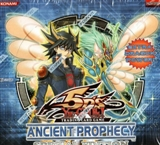 Konami Yu-Gi-Oh Ancient Prophecy Special Edition Box