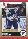 2010/11 Panini Score Gold #572 Chris Stewart
