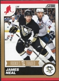 2010/11 Panini Score Gold #585 James Neal