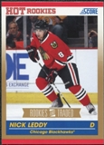 2010/11 Panini Score Gold #600 Nick Leddy
