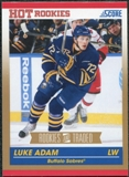 2010/11 Panini Score Gold #605 Luke Adam