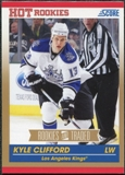 2010/11 Panini Score Gold #608 Kyle Clifford