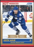 2010/11 Panini Score Gold #629 Keith Aulie