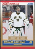 2010/11 Panini Score Gold #636 Richard Bachman