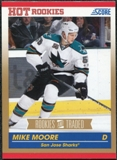 2010/11 Panini Score Gold #642 Mike Moore