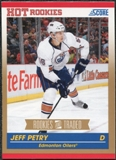 2010/11 Panini Score Gold #658 Jeff Petry