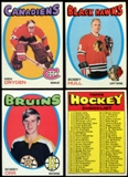 1971/72 Topps Hockey Complete Set (NM-MT)