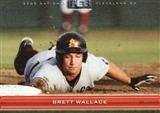 2009 Razor #FCB-4 Brett Wallace National Promo Card