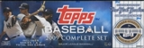 2009 Topps Factory Set Baseball (Box) (New York Yankees)
